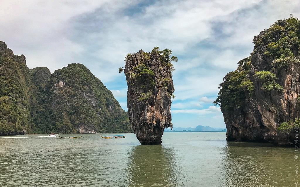 Остров Джеймса Бонда в Тайланде экскурсии с Пхукета, отзывы, цены, фото