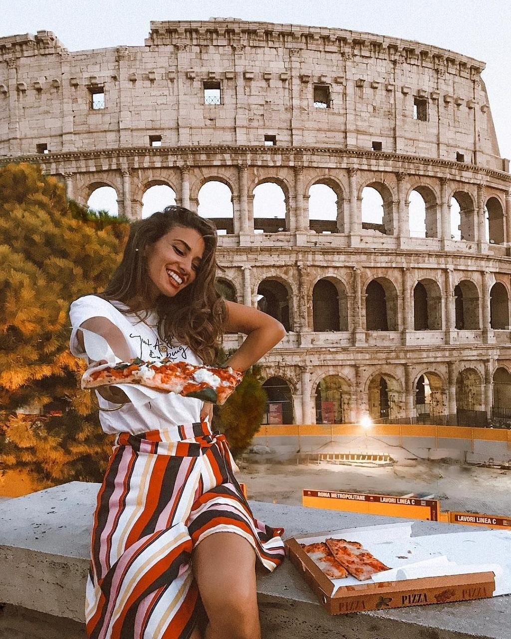 ТОП-5 русских фотографов в Риме