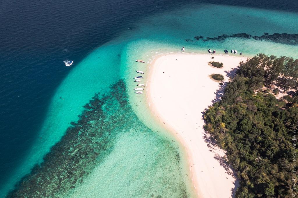 экскурсии на острова рядом с пхукетом остров бамбу