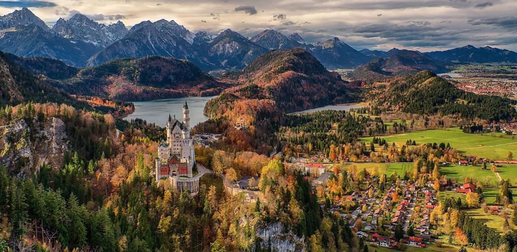 экскурсии в баварии
