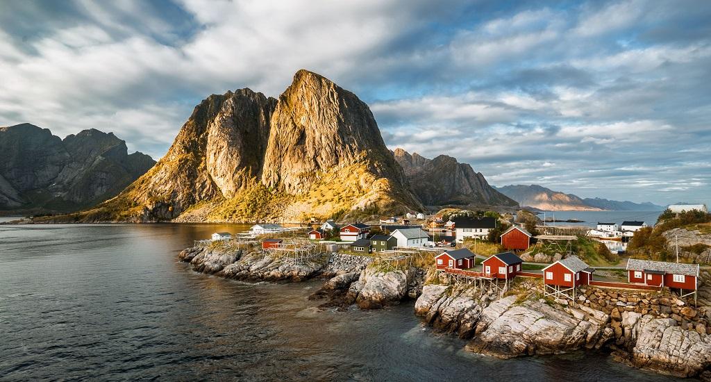 экскурсии в норвегии