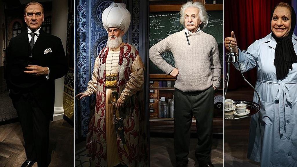 музей мадам Тюссо в Стамбуле с фото 3
