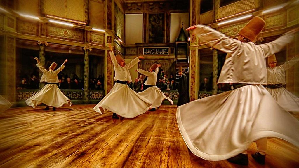 туры включающие танец дервишей в Стамбуле