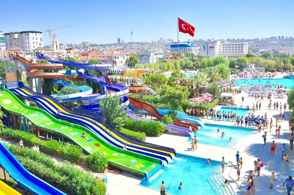Аквапарк Аквамарин Стамбул Grand Aqua Marine