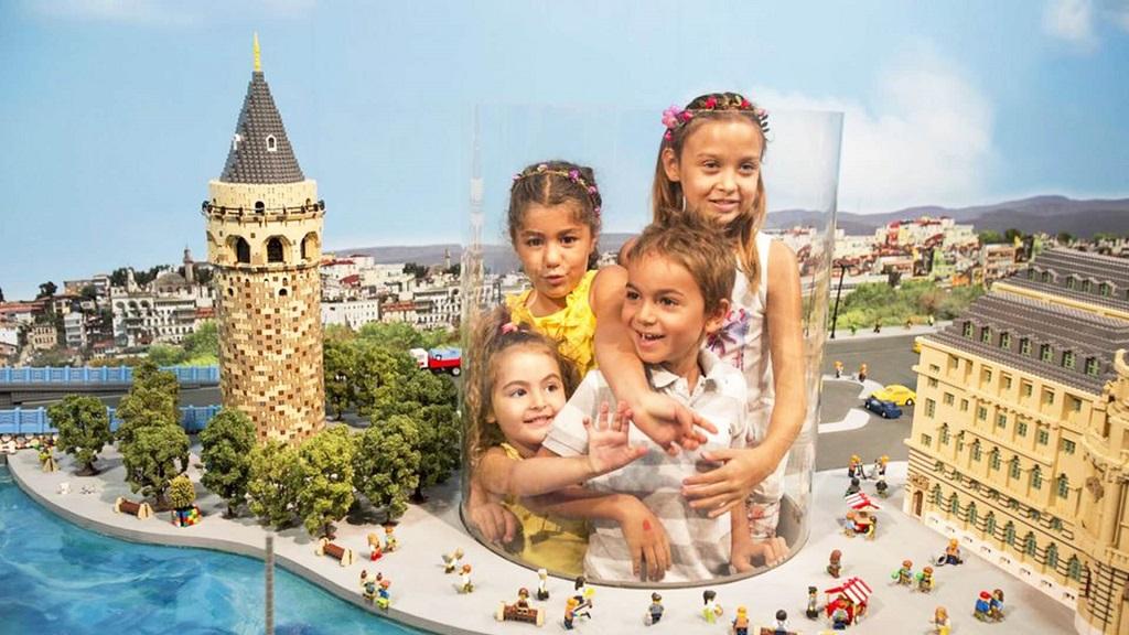 Детский парк развлечений Леголенд LEGOLAND Discovery