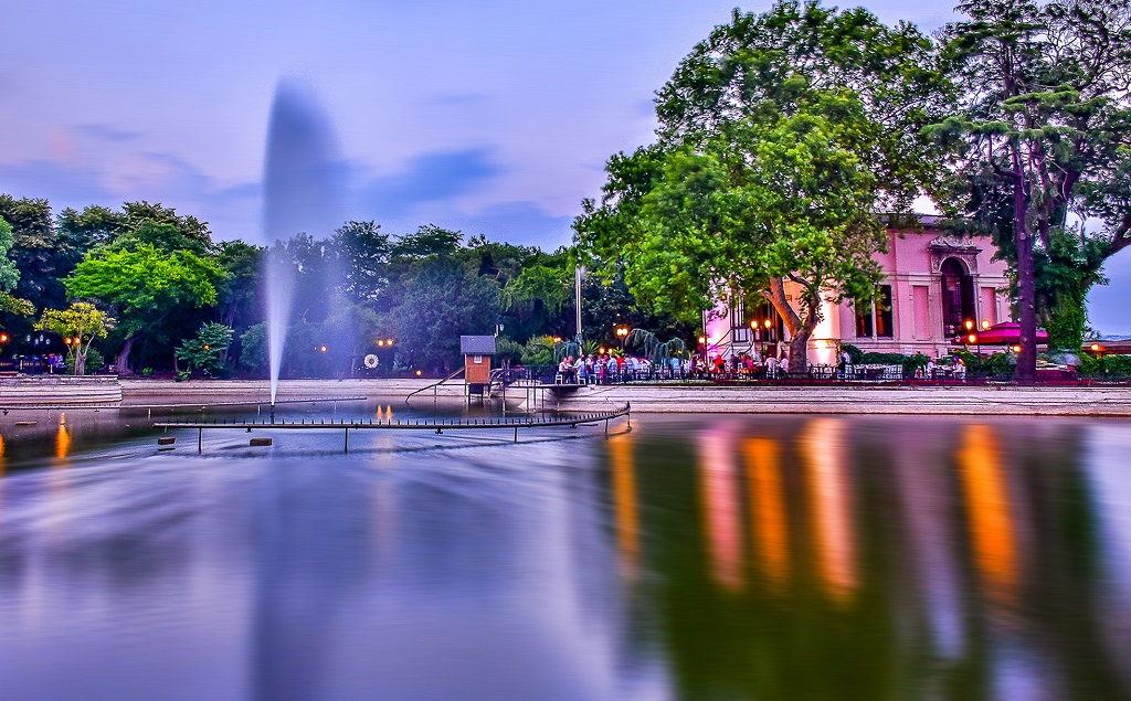 Парк Йылдыз  Yıldız Park