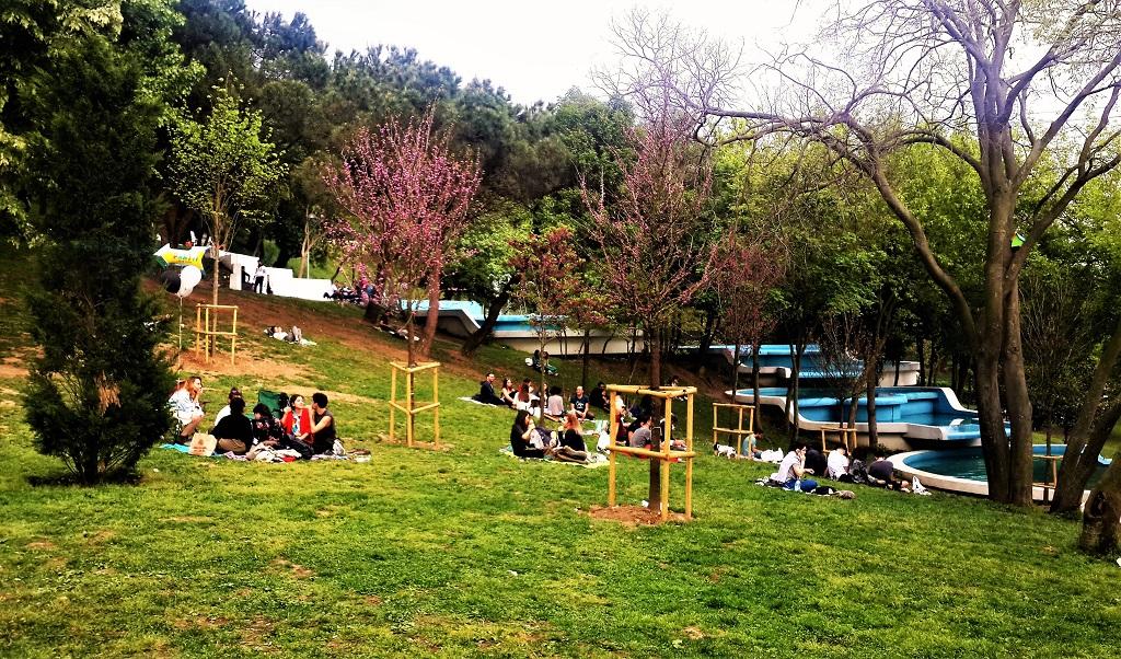 Парк Мачка Maçka Park