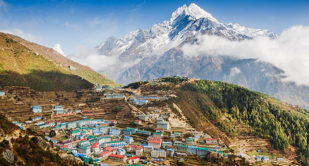 гиды в непале