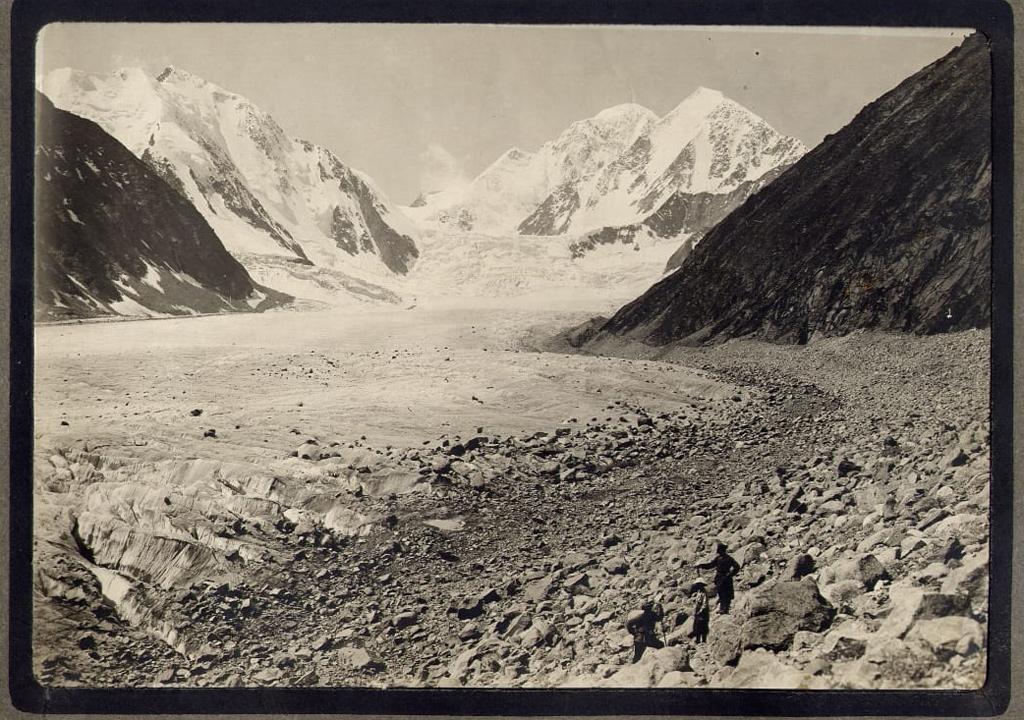 ледник актру старые фото 2