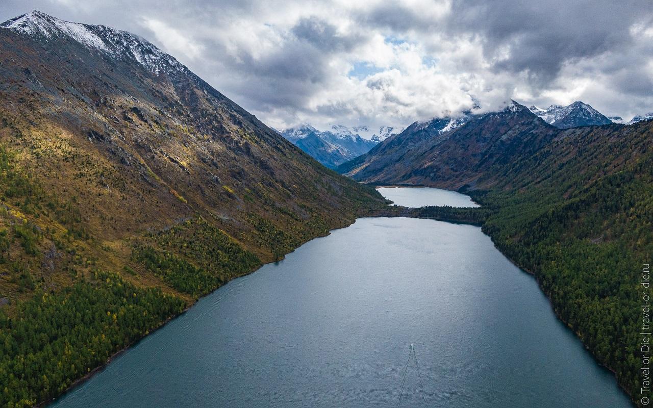 Мультинские озера республика Алтай фото