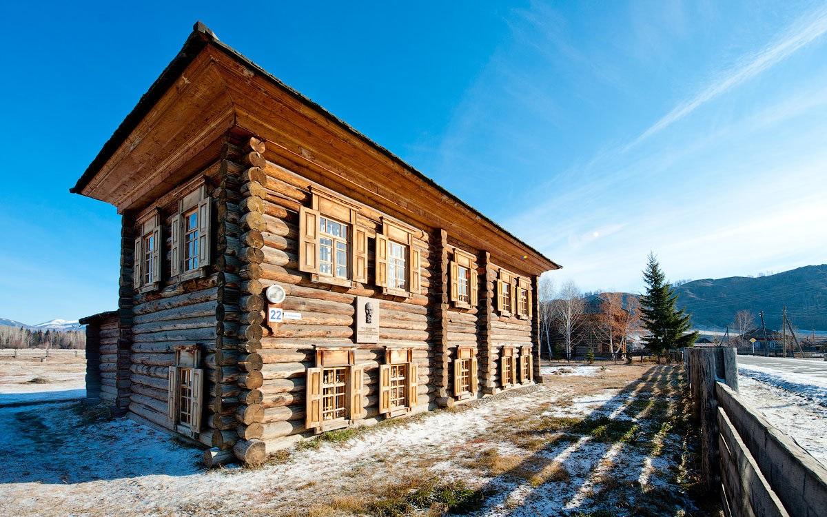 Музей-усадьба им. Н.К. Рериха