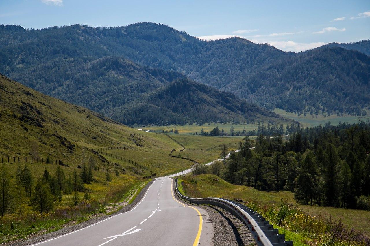 Дост алтая Семинский перевал
