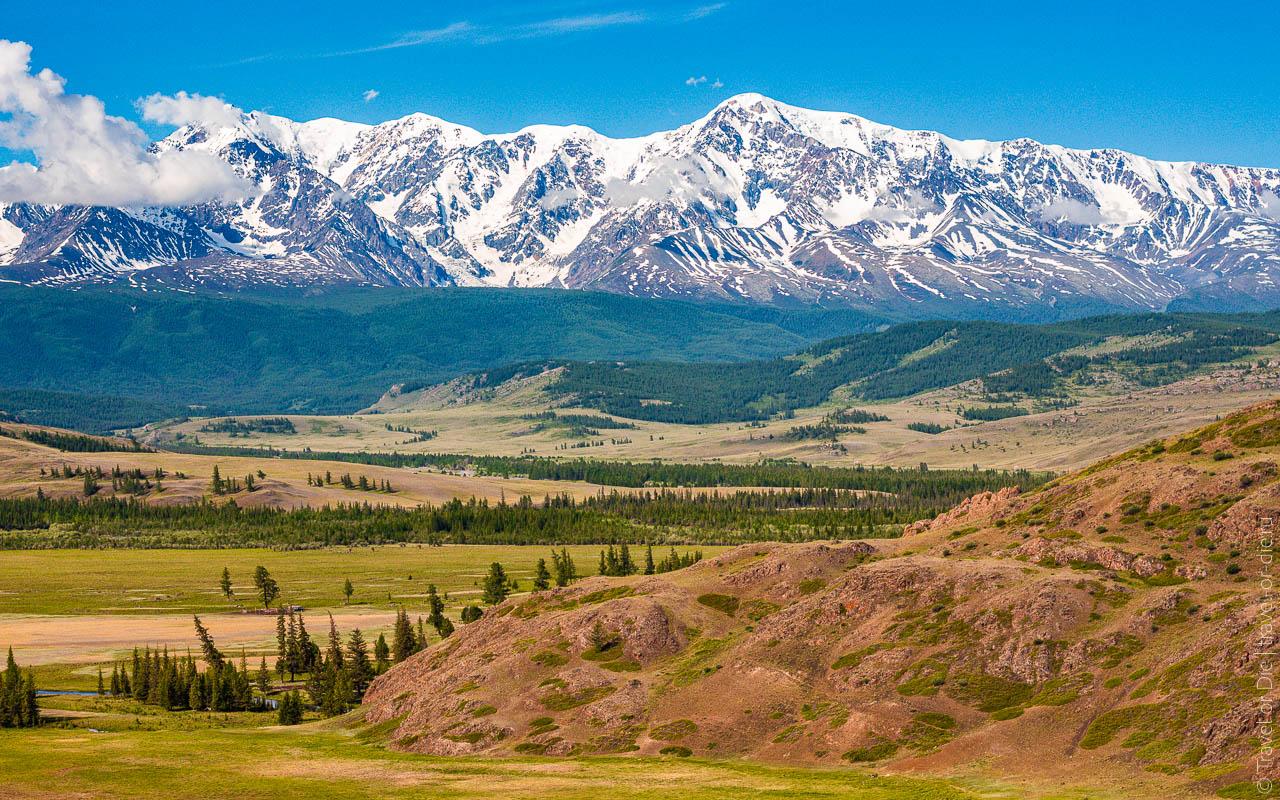 Достопримечательности Алтая Северо-Чуйский хребет-9697
