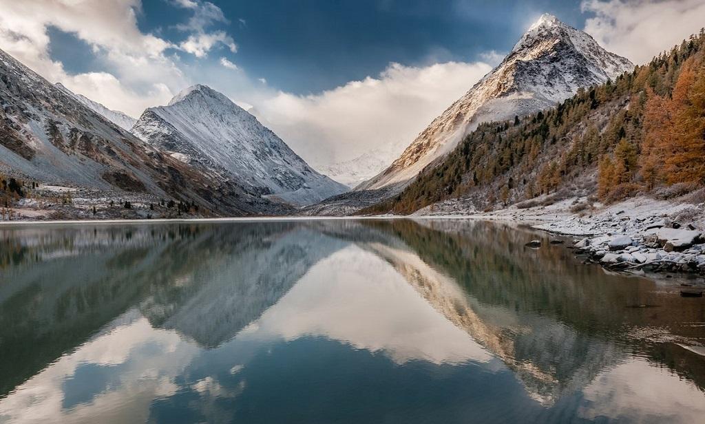 достопримечательности алтая Аккемское озеро
