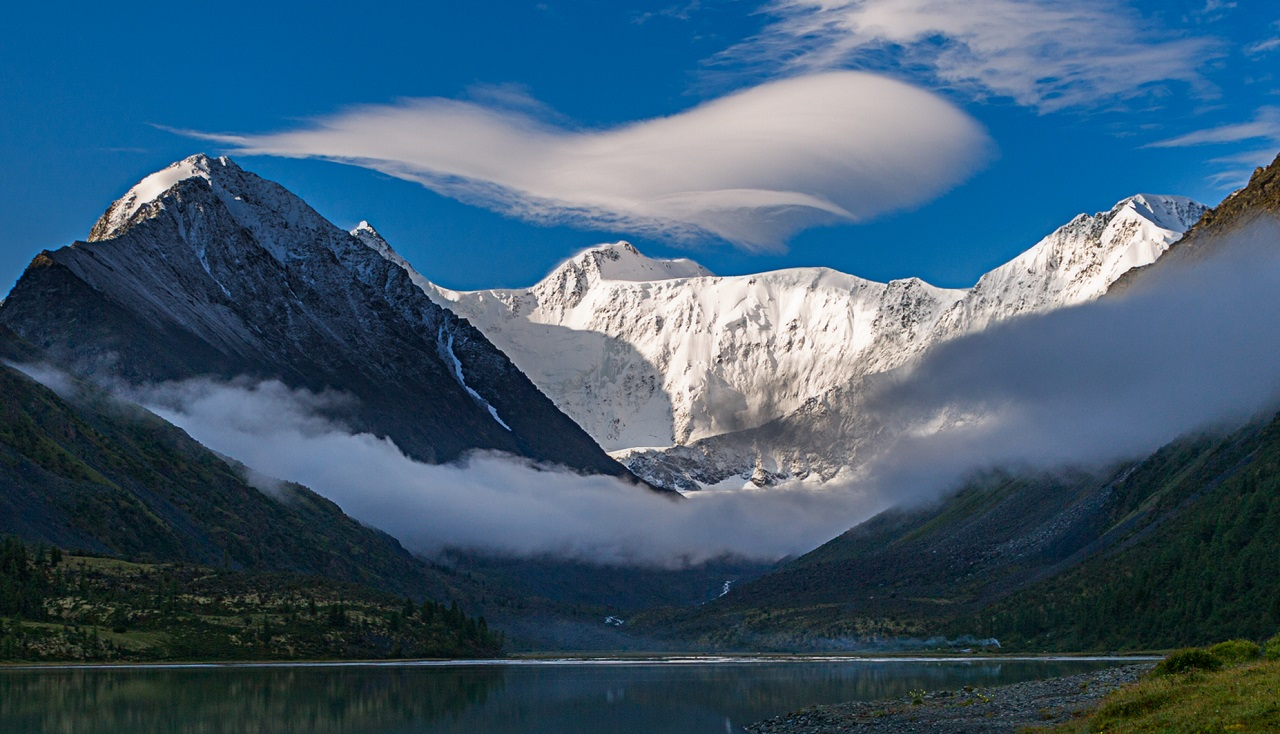 достопримечательности алтая Гора Белуха