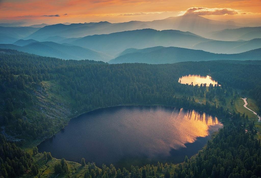 достопримечательности алтая Каракольские озера