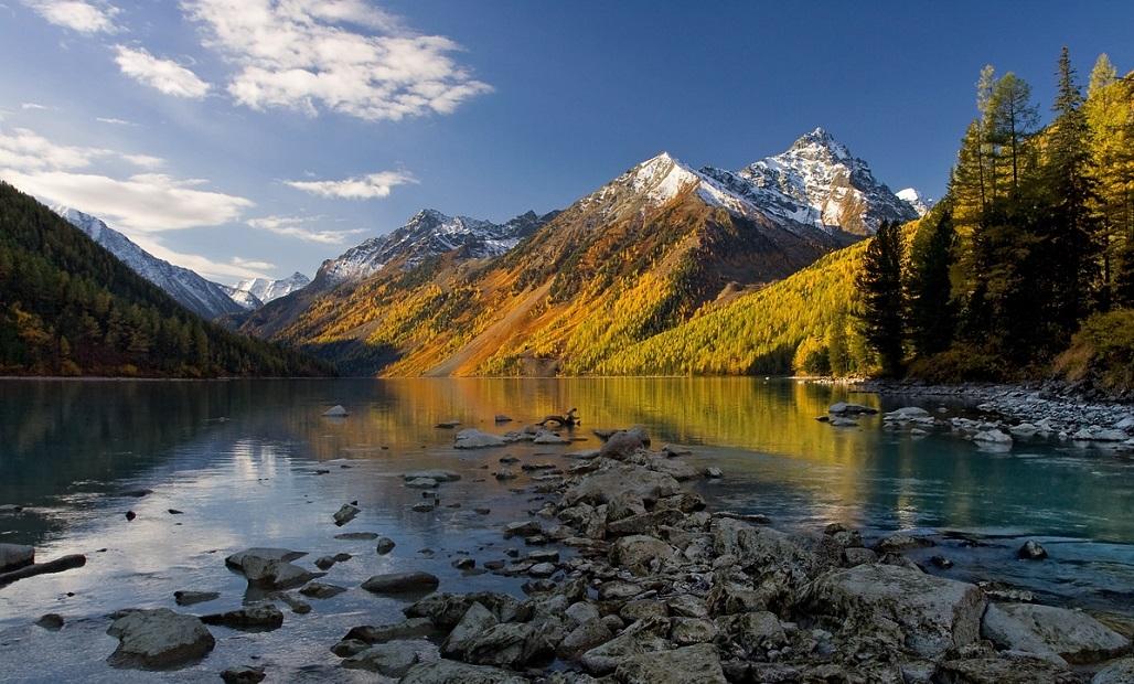 достопримечательности алтая Кучерлинское озеро