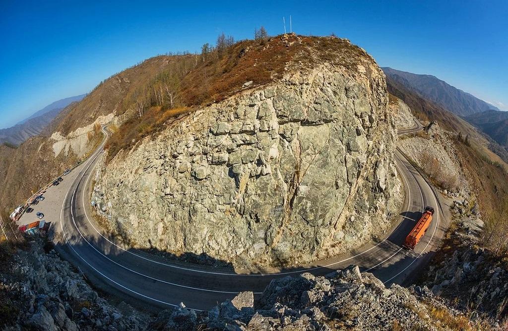 достоприм горного алтая Перевал Чике-Таман