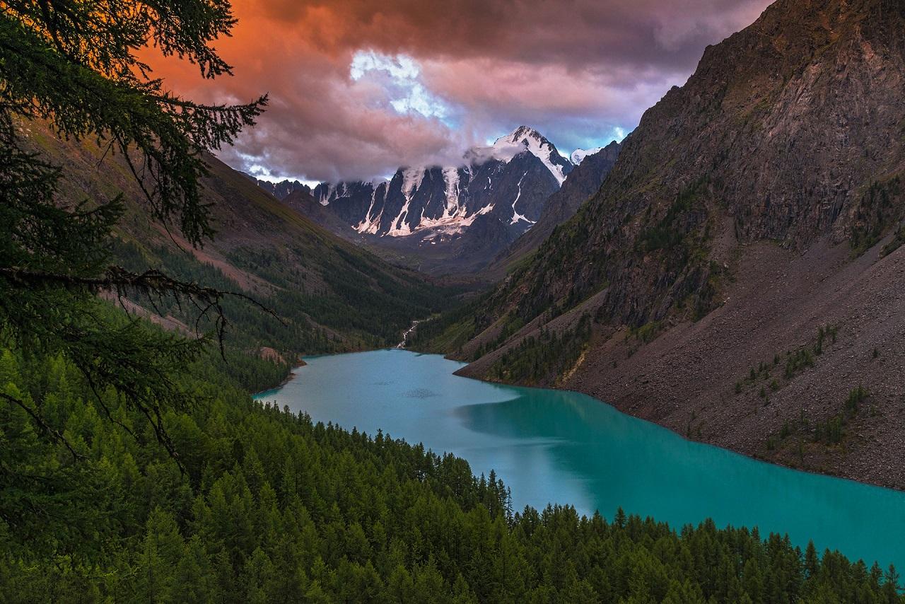 достопримечательности алтая Шавлинские озера