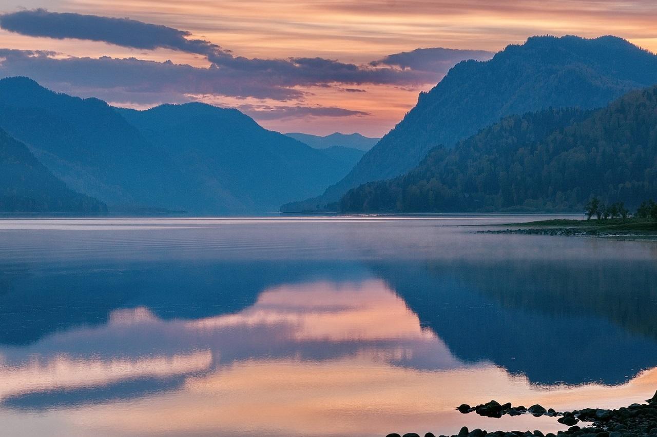 достопримечательности алтая Телецкое озеро