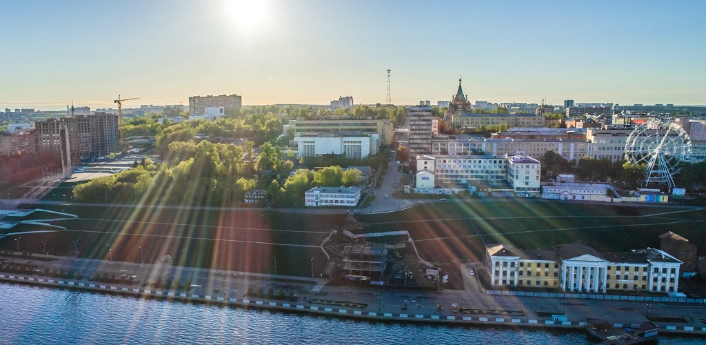 Обзорные экскурсии по Ижевску