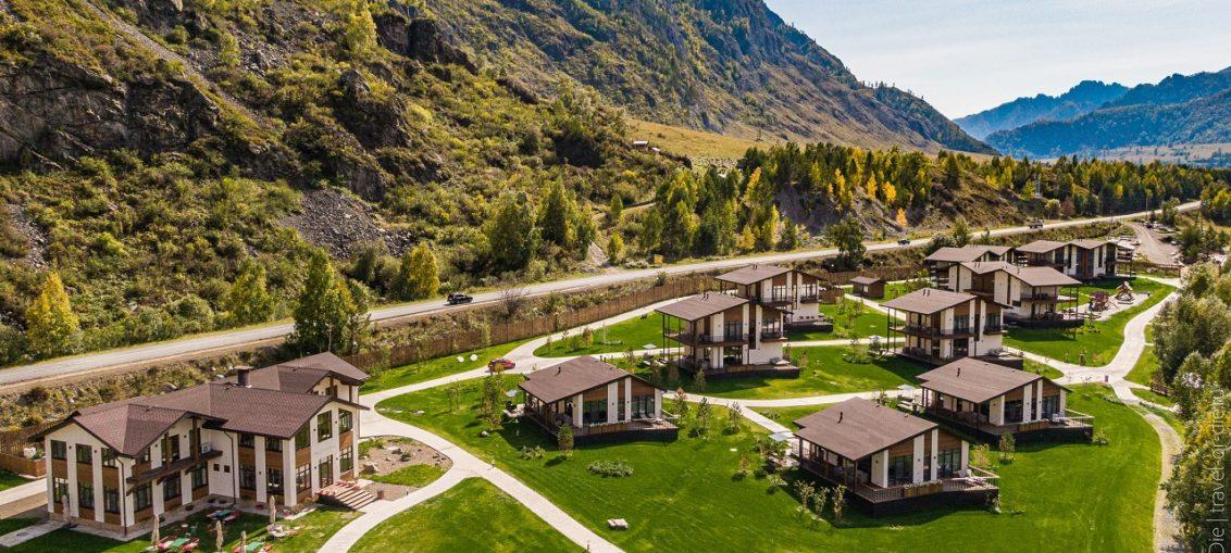 Отзыв на отель Клевер Резорт, Горный Алтай официальный сайт, цены, фото