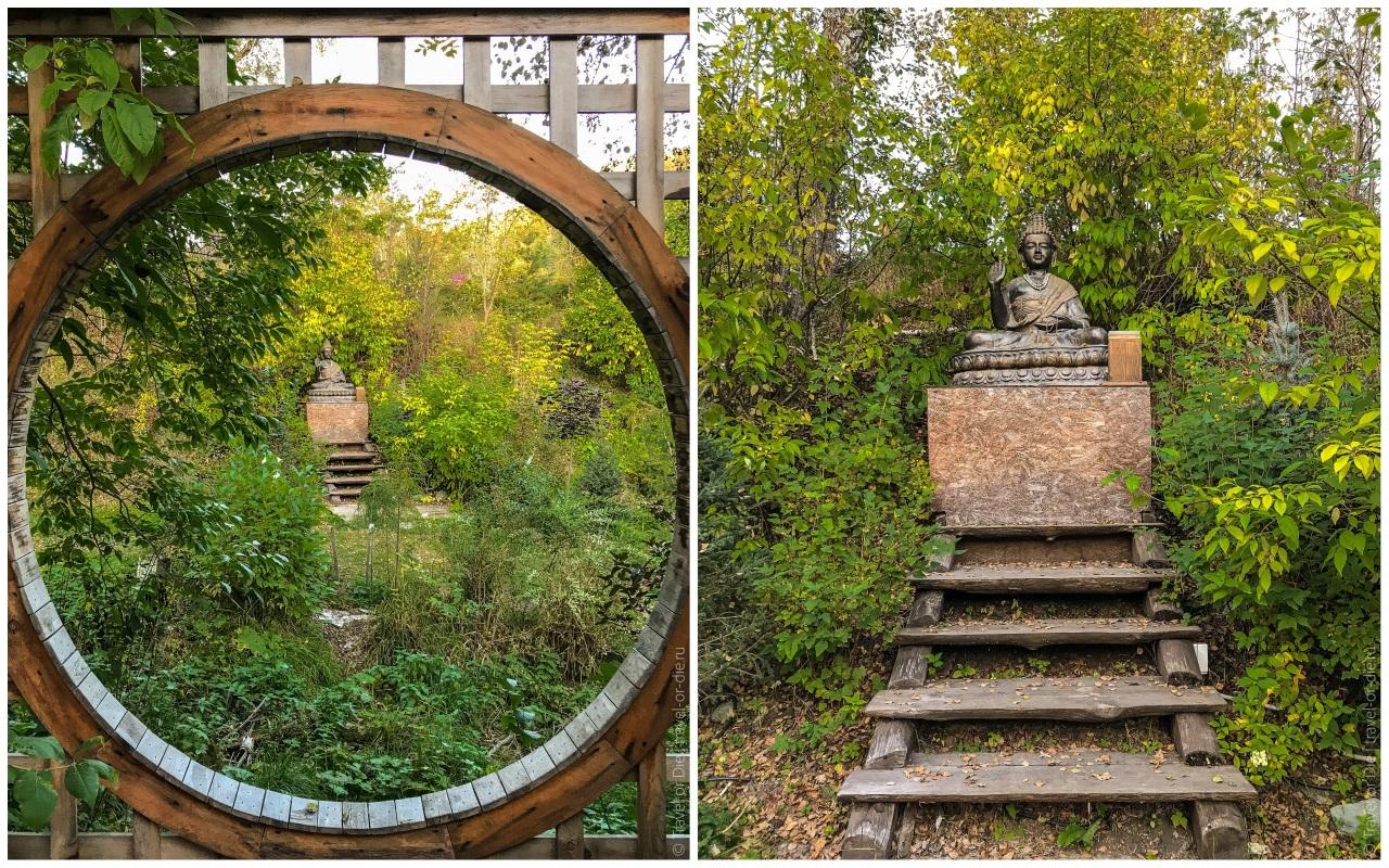 эко парк сад пионов республика алтай восточный уголок