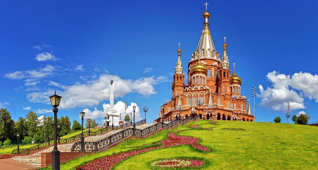 экскурсии по Ижевску