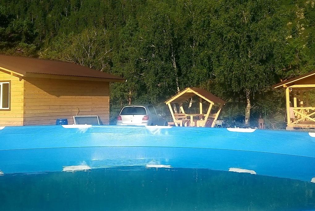 лучшие базы чемала с бассейном - Чемальская Катунь