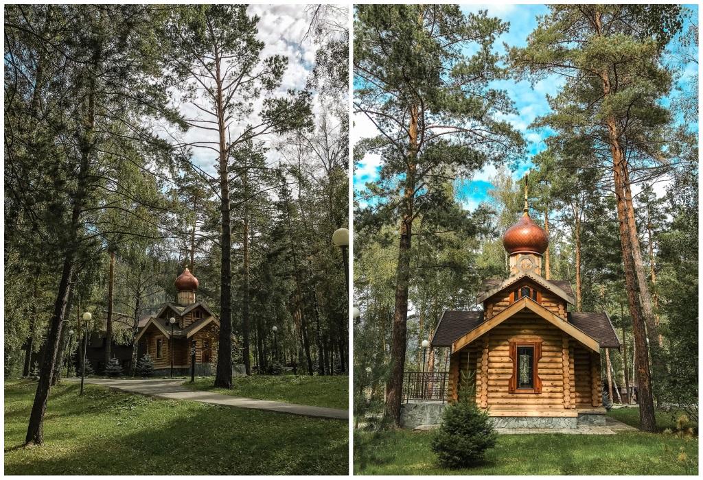 православная церковь база турсиб