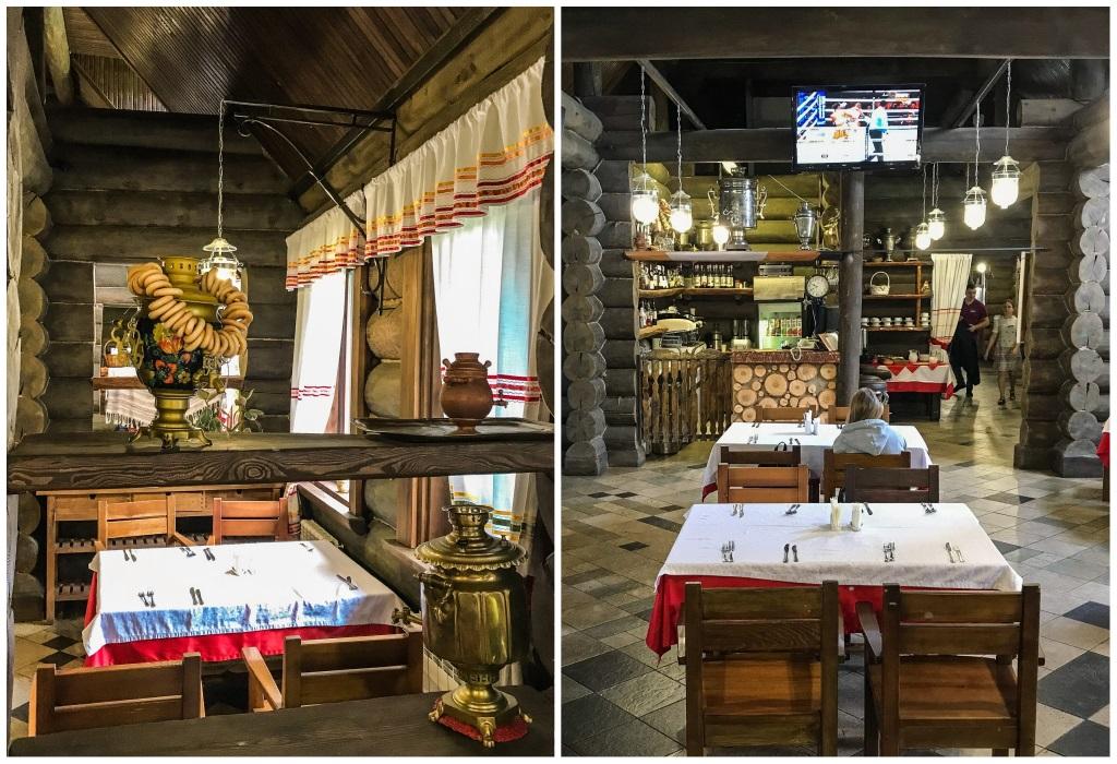 ресторан на базе отдыха турсиб