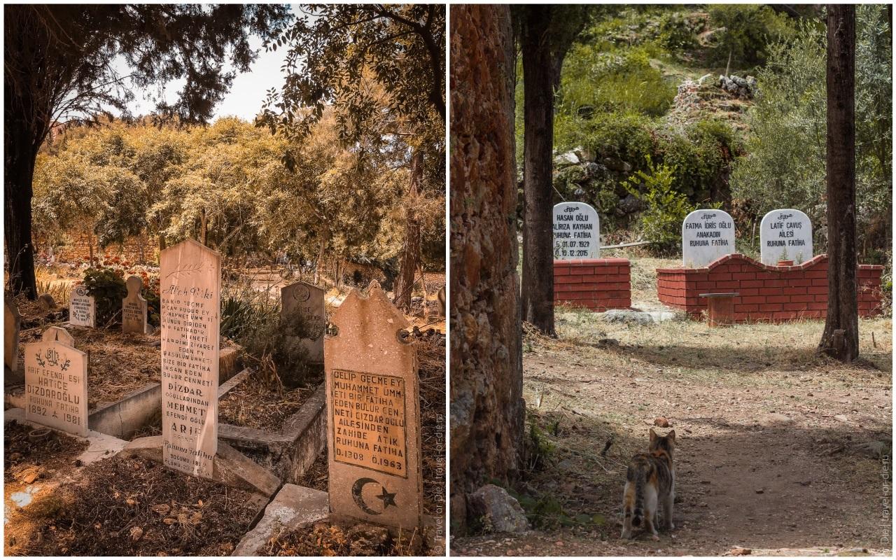 крепость алания кладбище