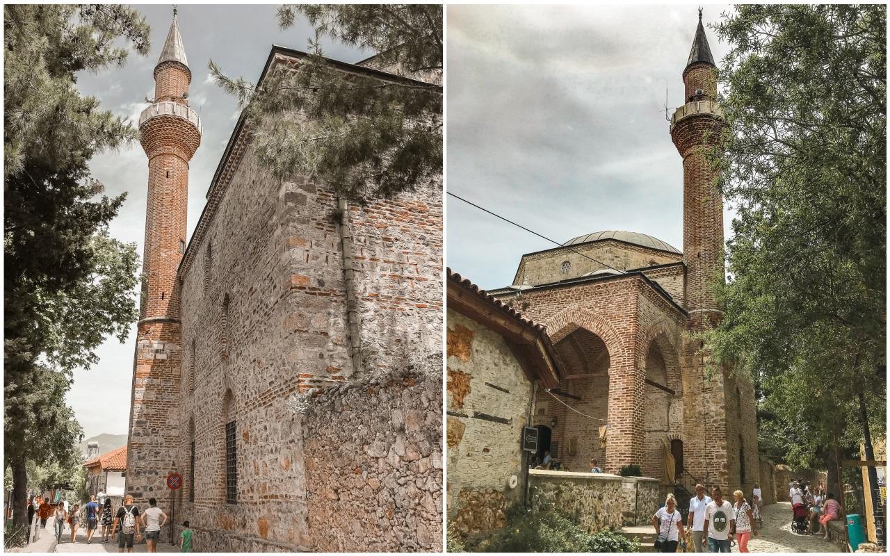 крепость в алании мечеть сулеймание