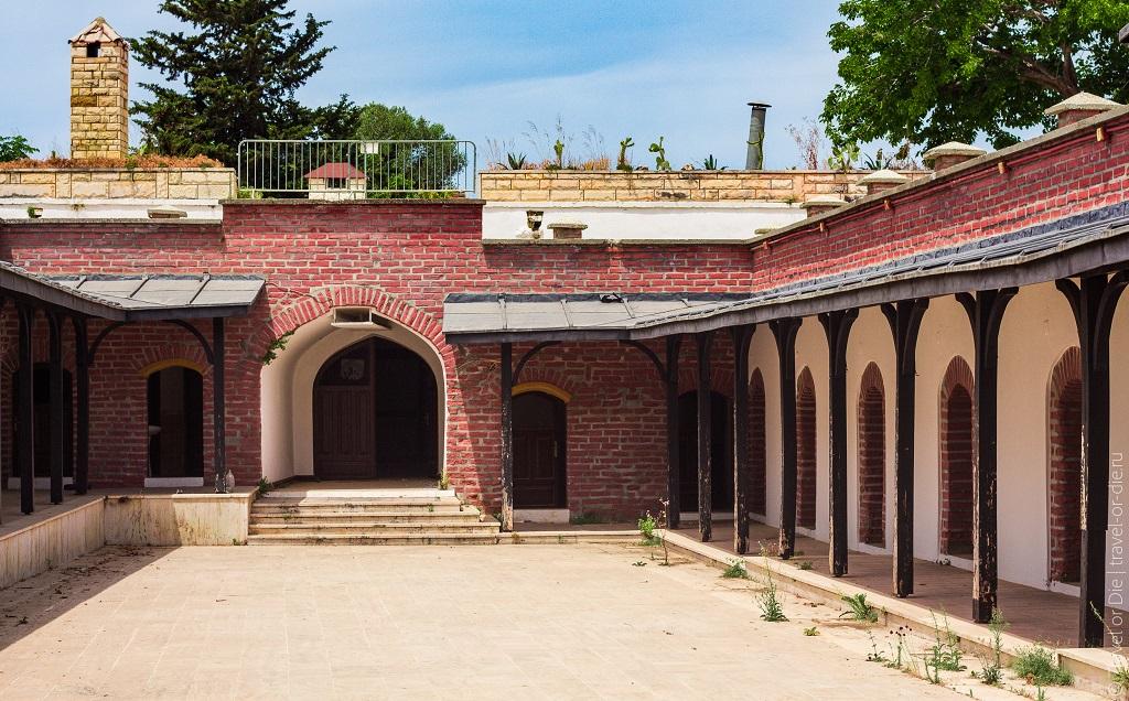 крепость в алании турция бедестен