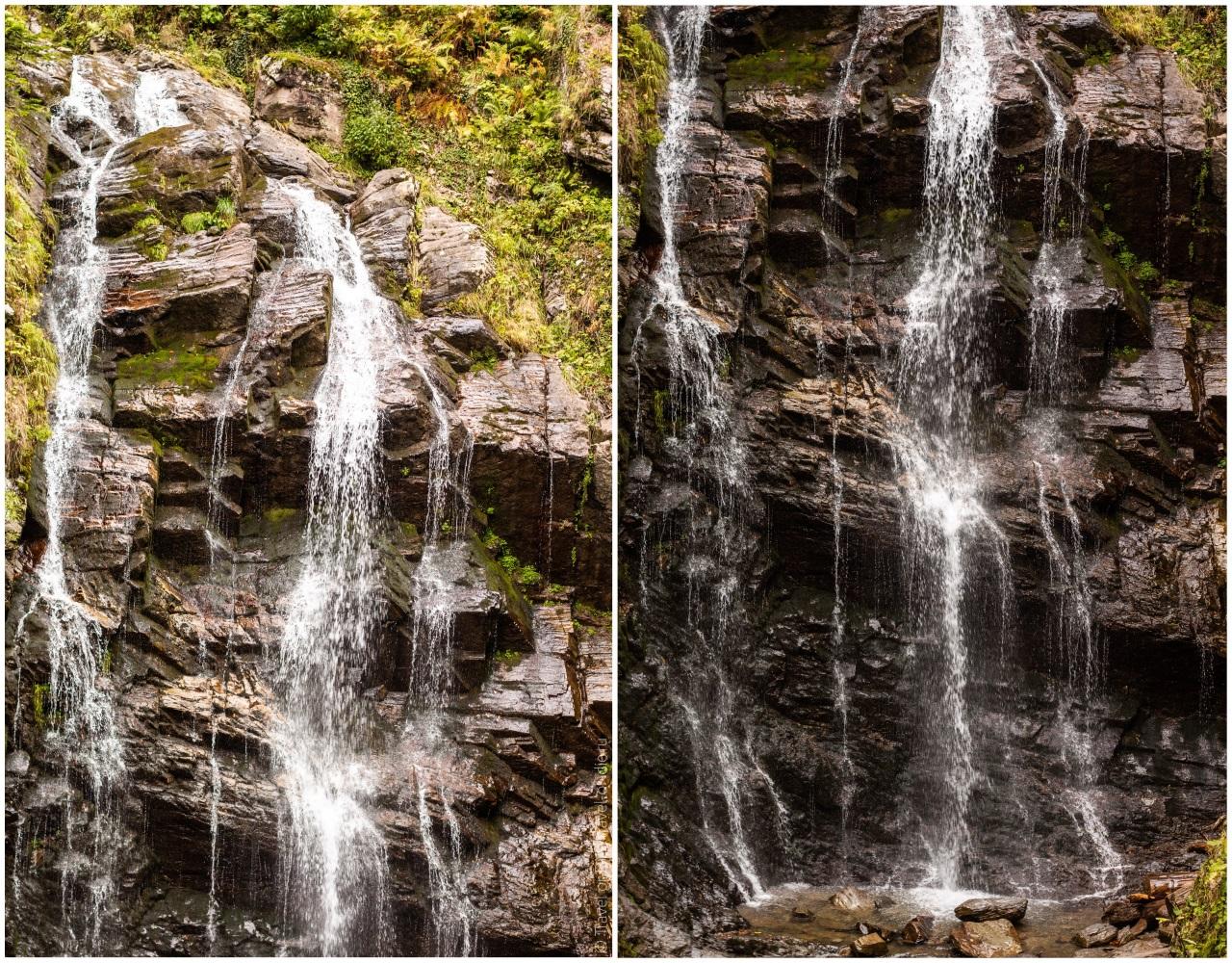 менделиха водопад червонный