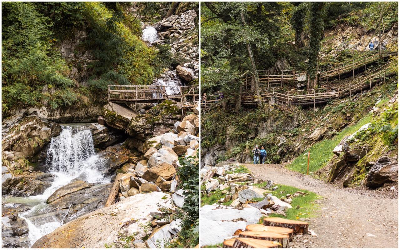 водопады в менделихе фото 1