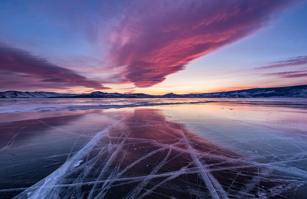 Экскурсии на Байкал зимой из Иркутска