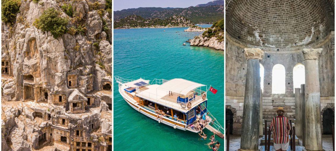 Экскурсия Демре, Мира, Кекова, Турция цены отзывы описание