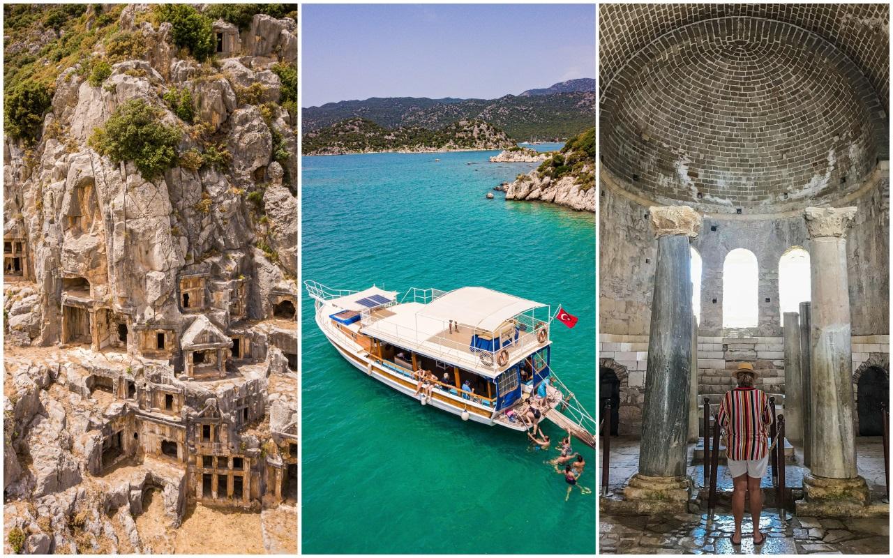 Экскурсия Демре Мира Кекова Турция цены отзывы описание