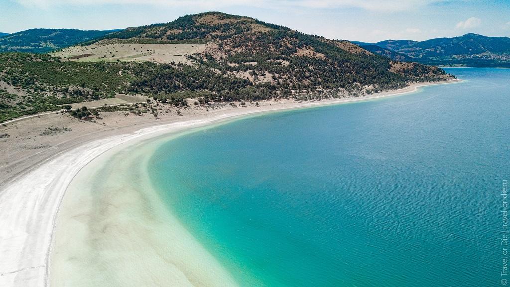 лучшие экскурсии в турции - Экскурсия на озеро Салда