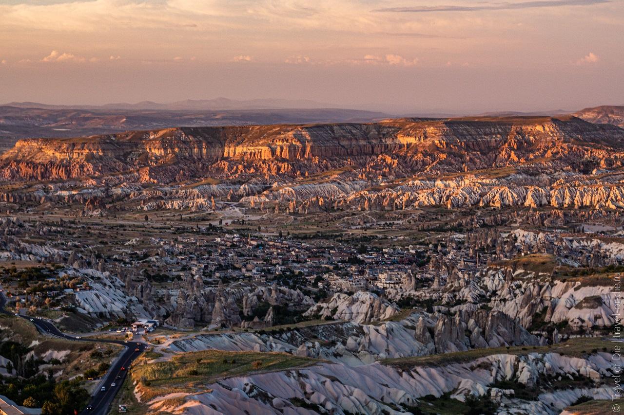 Достопримечательности Каппадокии фото и описание, список