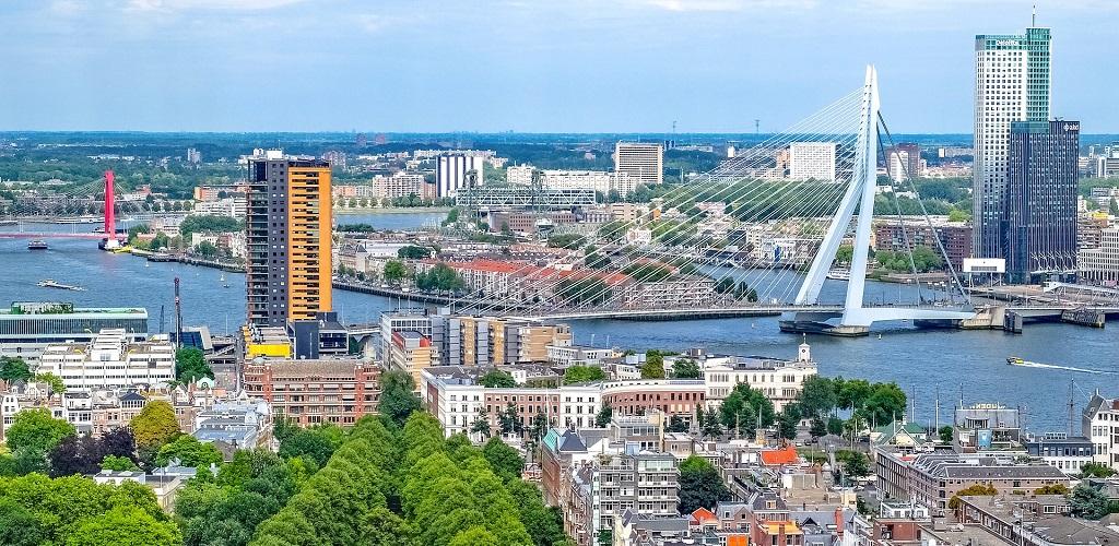 Экскурсии в Роттердаме
