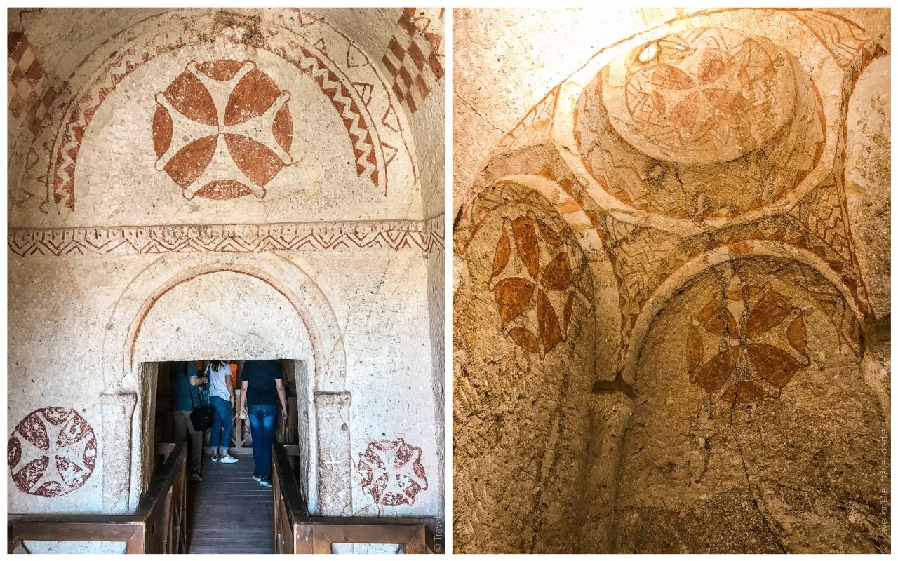 музей гореме церковь мальтийских крестоносцев 2