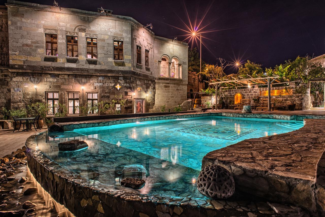 отели в городе учхисар museum hotel