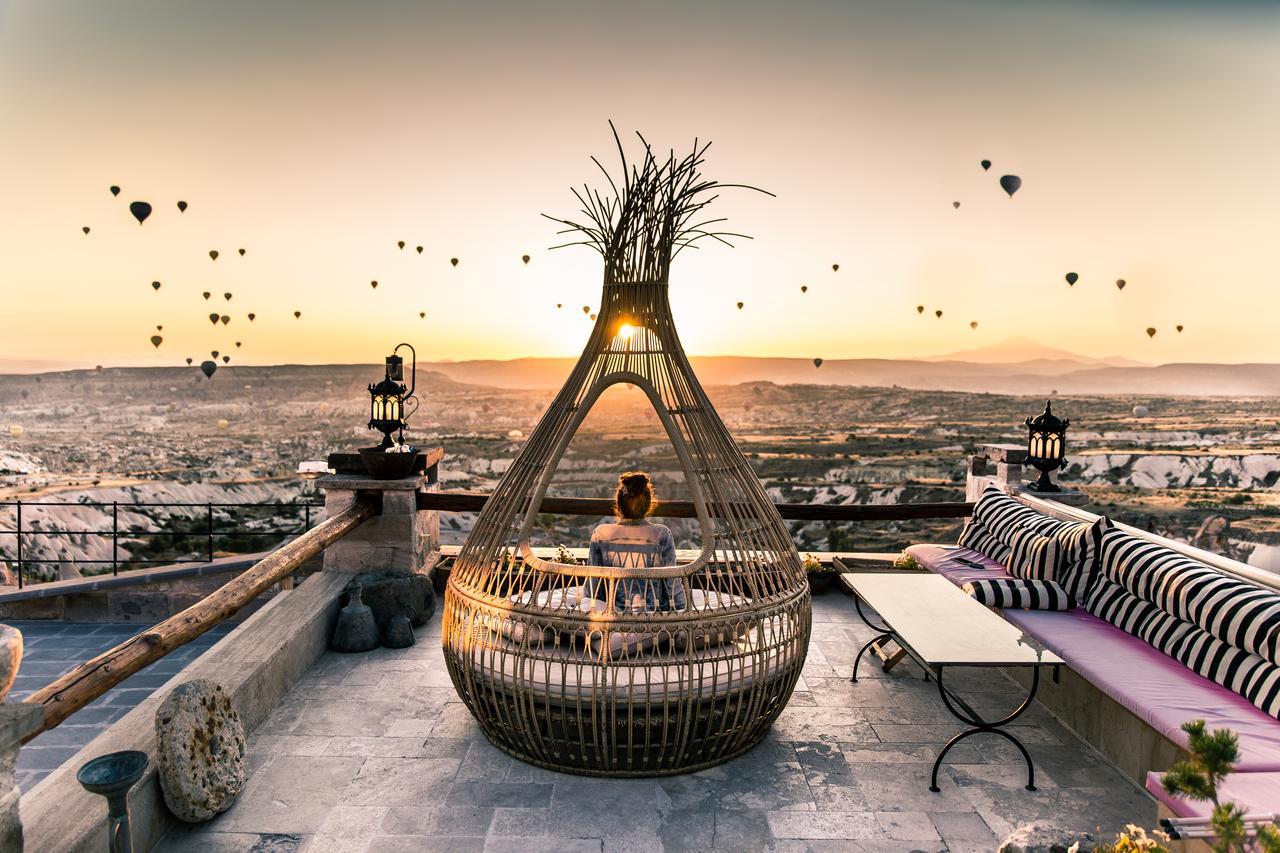 отели в городе учхисар rox cappadocia