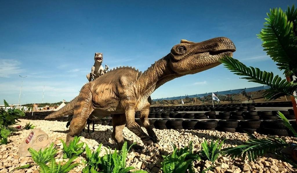 Достопримечательности адлера - Парк динозавров Затерянный мир