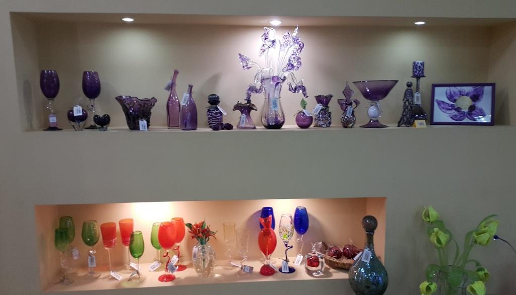 Достопримечательности адлера - Студия художественного стекла
