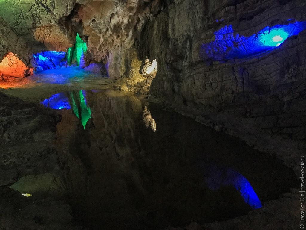 Природные достопримечательности Адлера и окрестностей - воронцовские пещеры