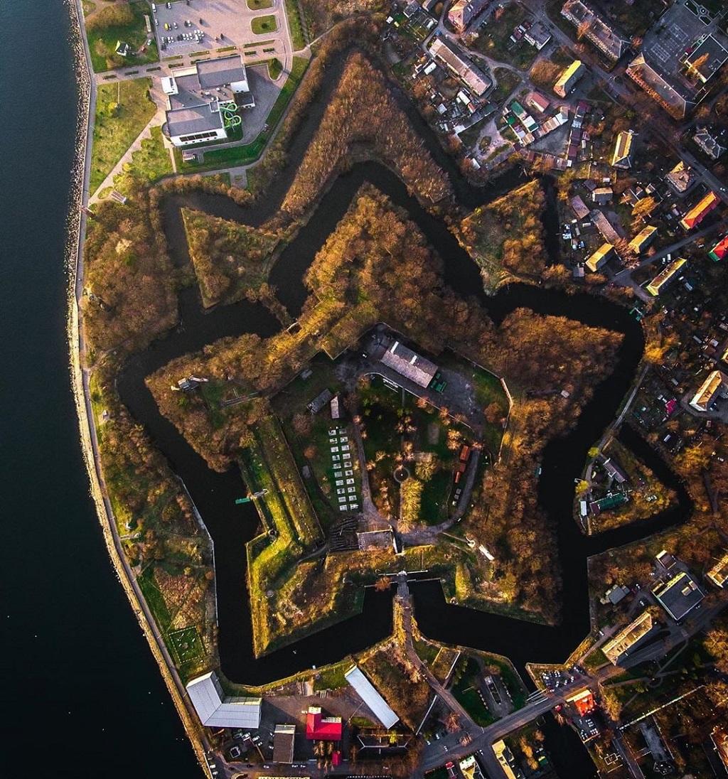 Экскурсия из Калининграда в Балтийск - Крепость Пиллау