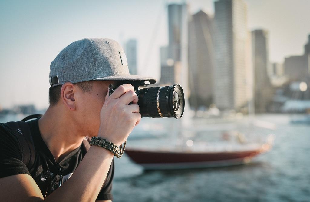 Фотосессия от иностранного фотографа в Дубае
